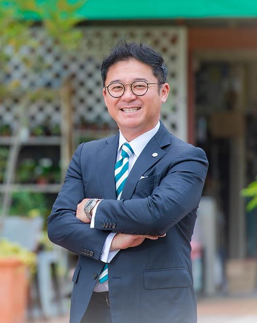 代表取締役 森 俊一郎